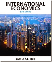 Solution Manual for International Economics 6E James Gerber