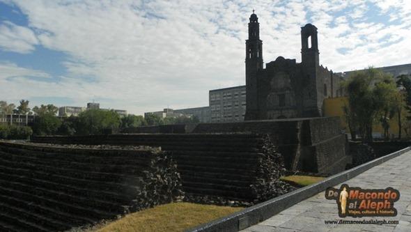 Tlatelolco Ciudad de México 1