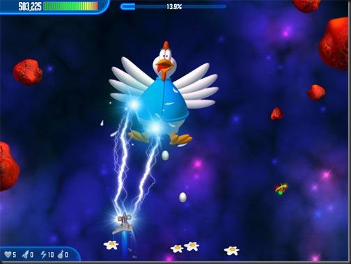 Chicken Invaders 3: Revenge of the Yolk