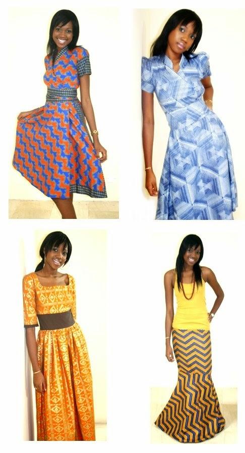 African Ankara Styles Beautiful 2015