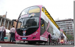 bus turistico montevideo