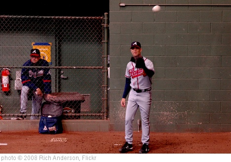 'Tim Hudson warming up' photo (c) 2008, Rich Anderson - license: http://creativecommons.org/licenses/by-sa/2.0/