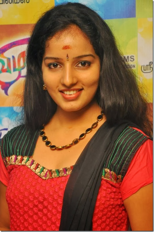 Malavika Menon @ Vizha Movie Audio Launch Stills
