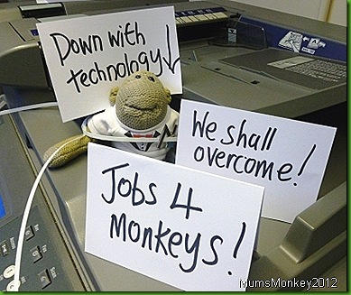 Jobs for Monkeys