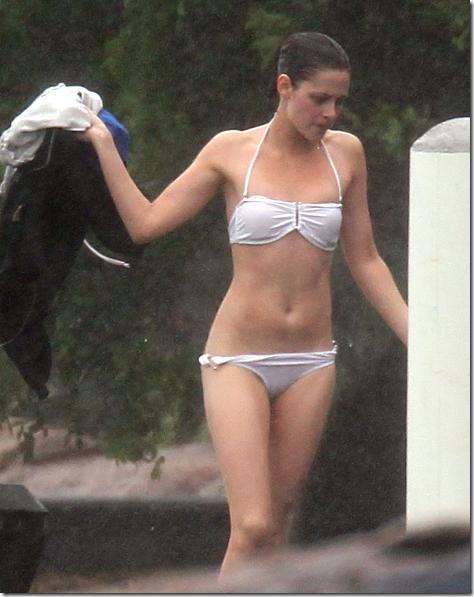 Kristen Stewart Bikini