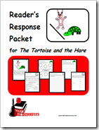 Tortoise and the Hare - Response Journal - FREE