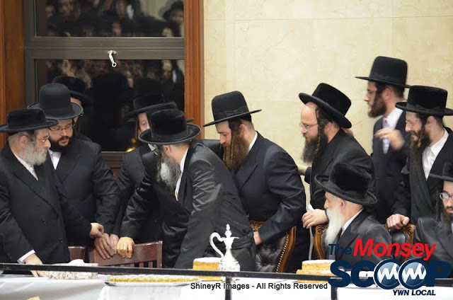 Lechaim For Daughter Of Satmar Rov Of Monsey - DSC_0186.JPG