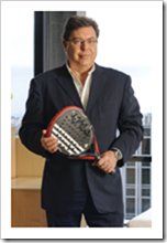 José Luis Sicre, Director General All for Padel , ADIDAS