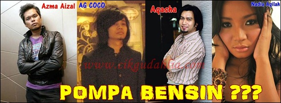 kumpulan pompa bensin