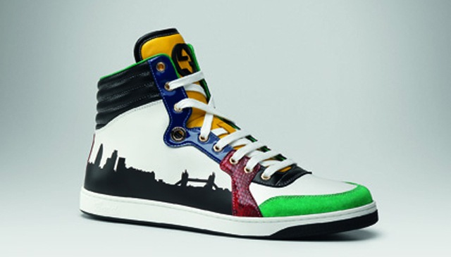 New Gucci City Collection London Olympic games