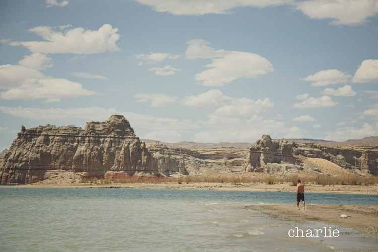 lake powell charlie