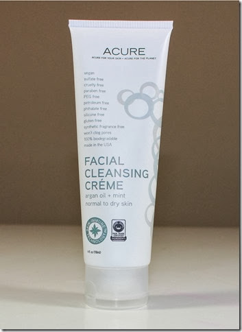 Acure Facial Cleansing Creme 1