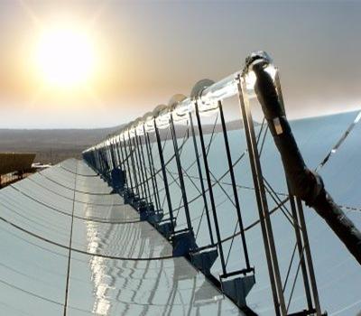 colector_cilindrico_parabolico_energía_solar_termoeléctrica