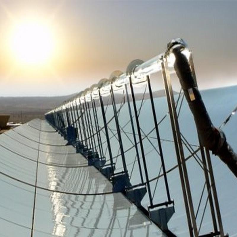 Desarrollo de la energía solar termoeléctrica