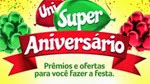 unisuper rede gaucha de supermercados - aniversario