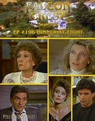 Falcon Crest_#196_Dinner At Eight