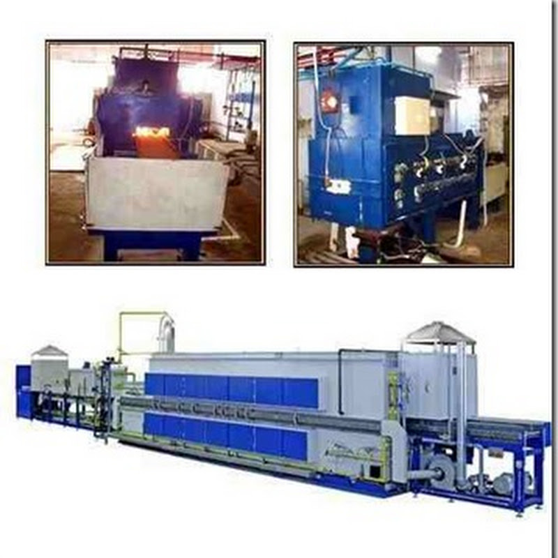 Furnaces for heat treatment