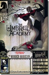P00002 - The Umbrella Academy - FCBD - por Kingdom-X y Budapest.howtoarsenio.blogspot.com