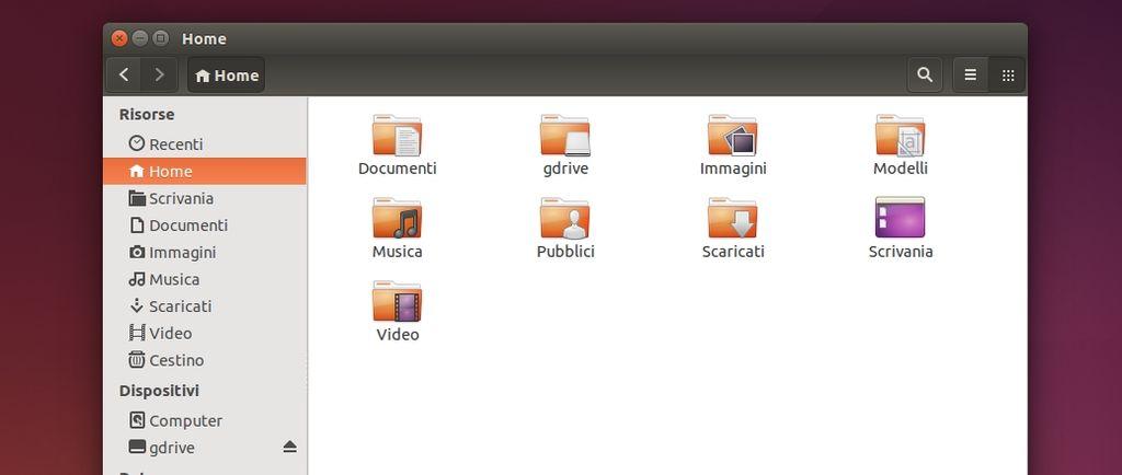 Google Drive OcamlFuse in Ubuntu 14.04 Trusty