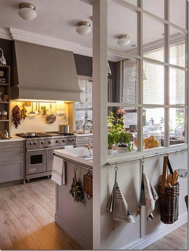 Divisori Cucina Soggiorno: Cartongesso cucina soggiorno pasionwe ...