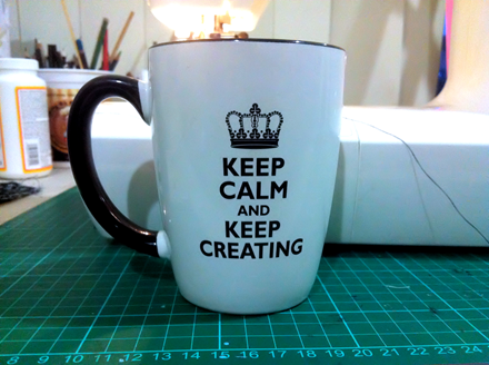 craft mug