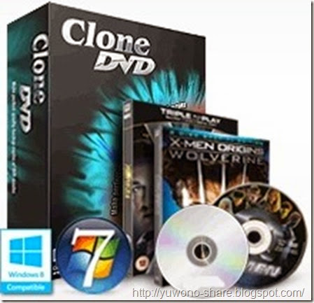 CloneDVD 7 Ultimate 7.0.0.9 Full