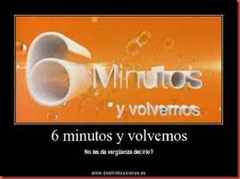 Seis minutos