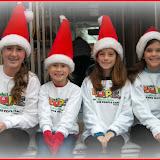 WBFJ - Winston-Salem Christmas Parade - 12-6-14