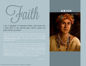 Scriptural Women of Value Poster Abish Free Download