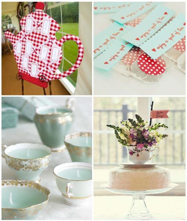 Decorazioni tea party