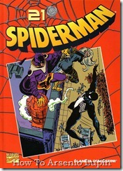 P00022 - Coleccionable Spiderman #21 (de 50)