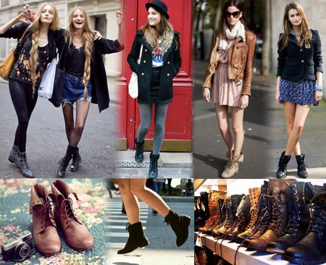 bota coturno moda feminina onde comprar modelos