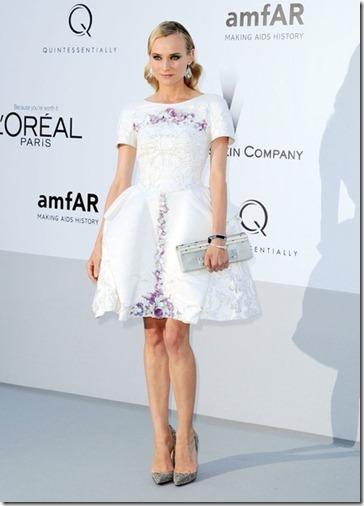 Diane Kruger Celebs amfAR Gala 69uJlGdVRAdl