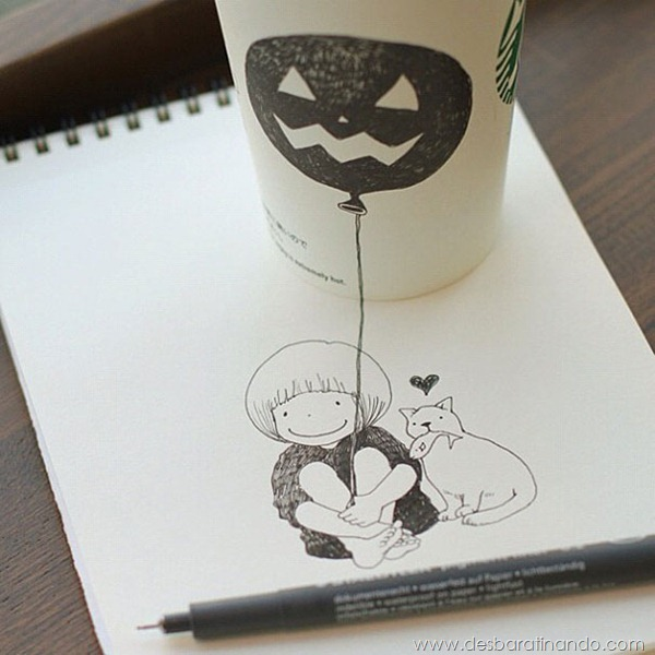 desenhando-copos-3D-starbucks-cups-3d-drawings-tomoko-shintani-desbaratinando (2)