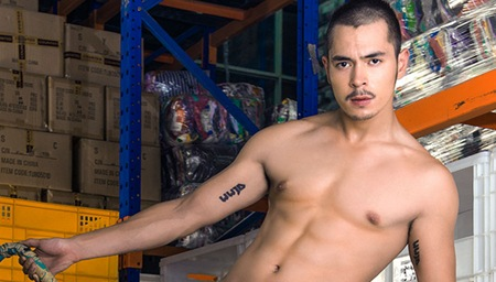 Jake Cuenca for Bench Body Summer 2013