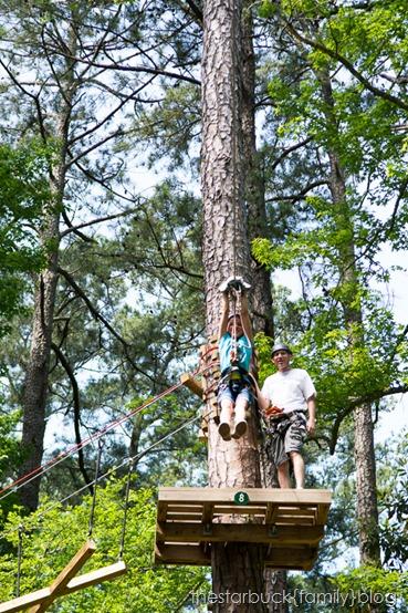 Callaway Gardens Treetop adventure blog-2