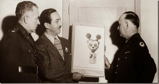 Mickey Mouse mask 1942