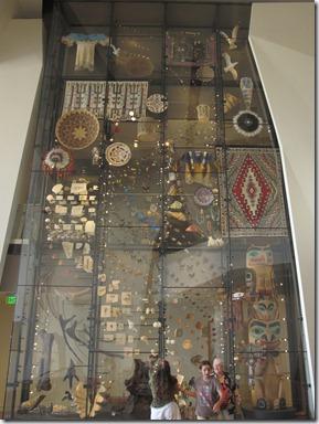 100 Museum mosaic