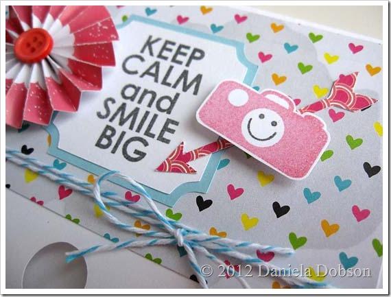 Smile big by Daniela Dobson