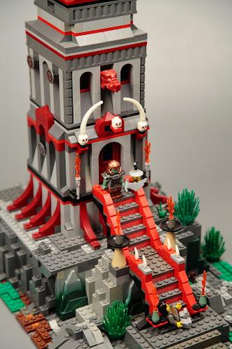 MOC Tower (my old creations) - DoubleBrick.ru - Форум о LEGO