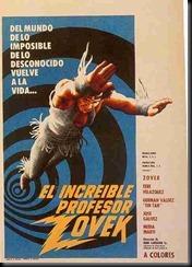 Incredible Professor Zovek 1971 CHECK