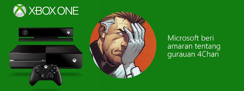 Gurauan 4Chan Xbox One