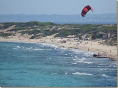 Playa des Cavallet-
