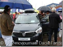 Dacia Fandag 2012 Onthulling Lodgy 15