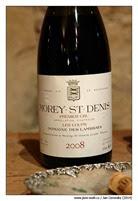 """Domaine-de-Lambrays-Morey-St-Denis-1er-Cru-""""Les-Loups""""-2008"""