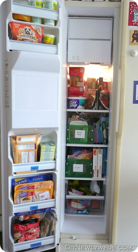 freezer-organization