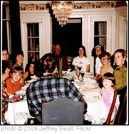 'Family Dinner' photo (c) 2009, Jeffrey Beall - license: http://creativecommons.org/licenses/by-nd/2.0/