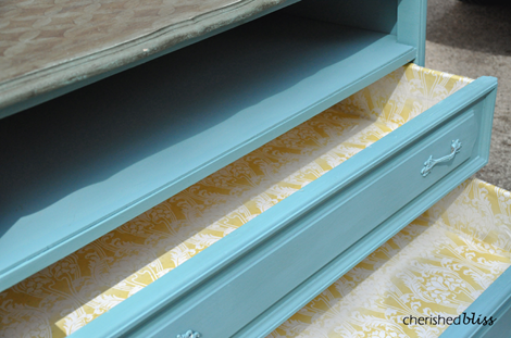 Fabric Lined Drawers 2