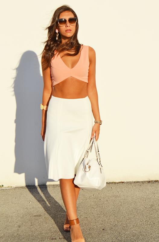 borsa bianca carpisa