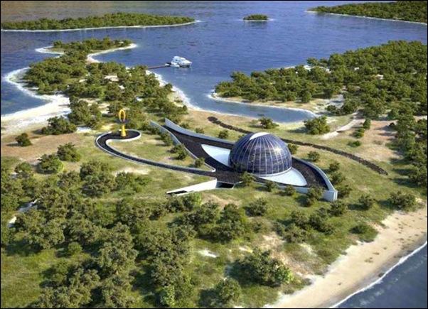 L'île déserte de Naomi Campbell 3